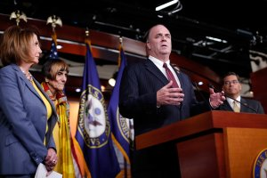 Rep. Dan Kildee and House Democrats