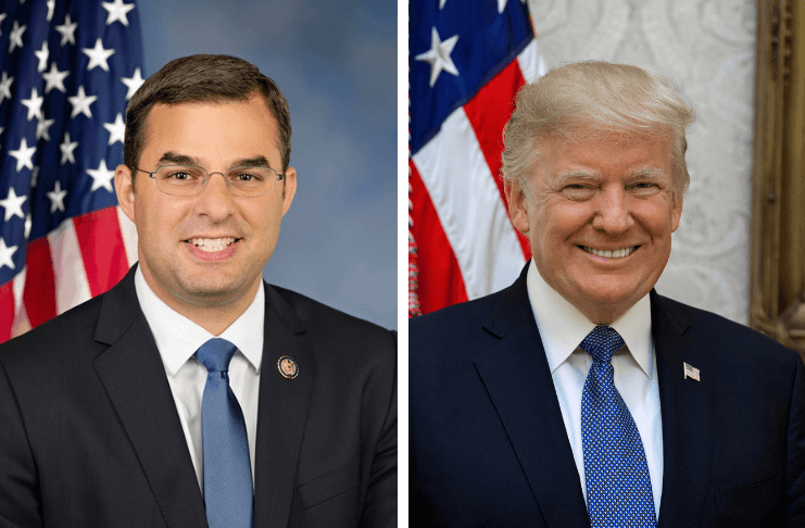 Amash and Trump